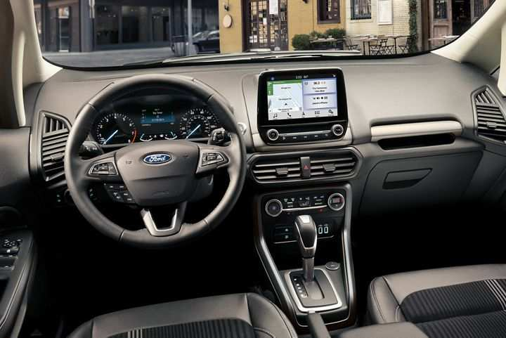 59 The 2019 Ford Ecosport Model