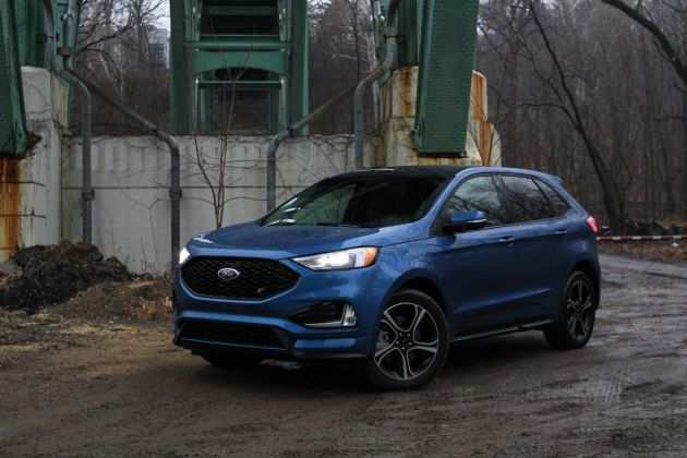 59 The 2019 Ford Edge Price And Review
