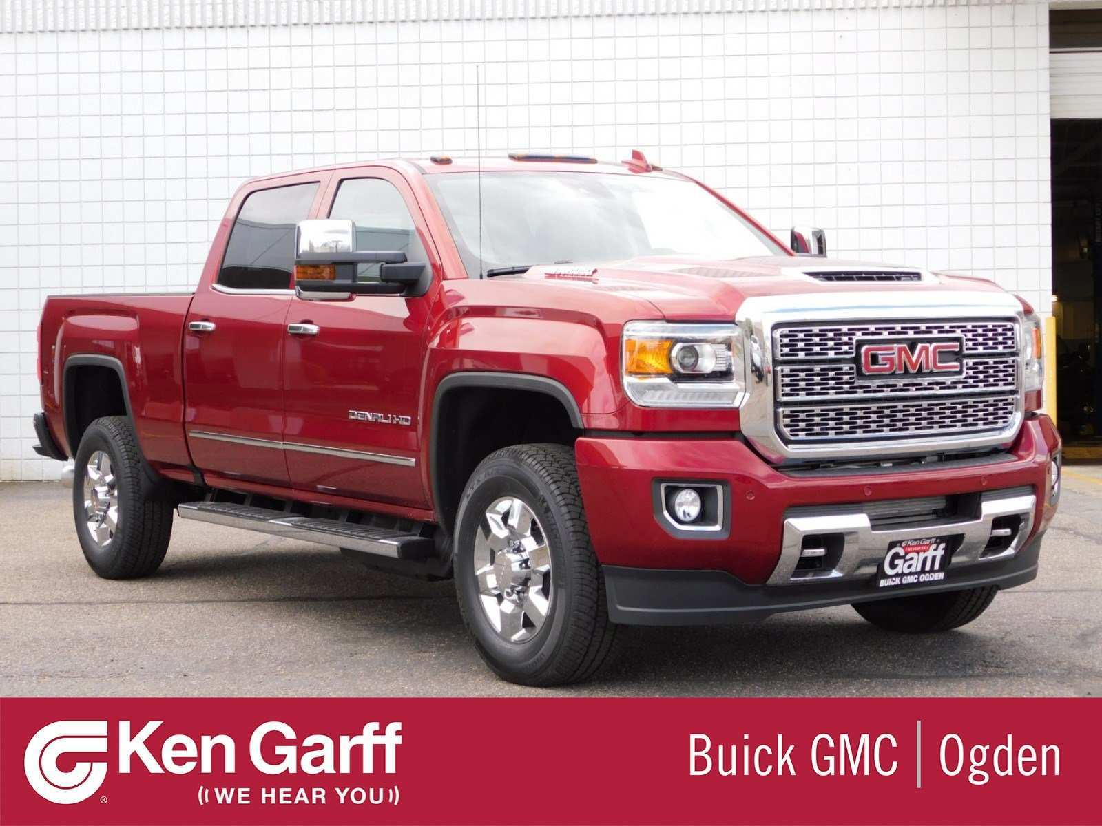 59 The 2019 GMC Denali 3500Hd New Model And Performance