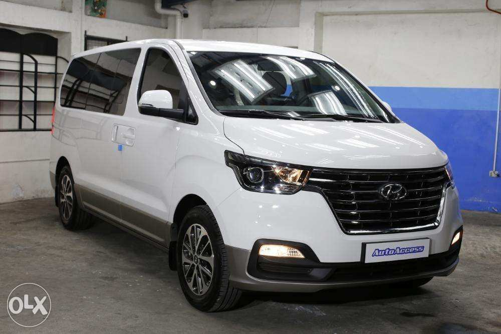 59 The 2019 Hyundai Starex Prices