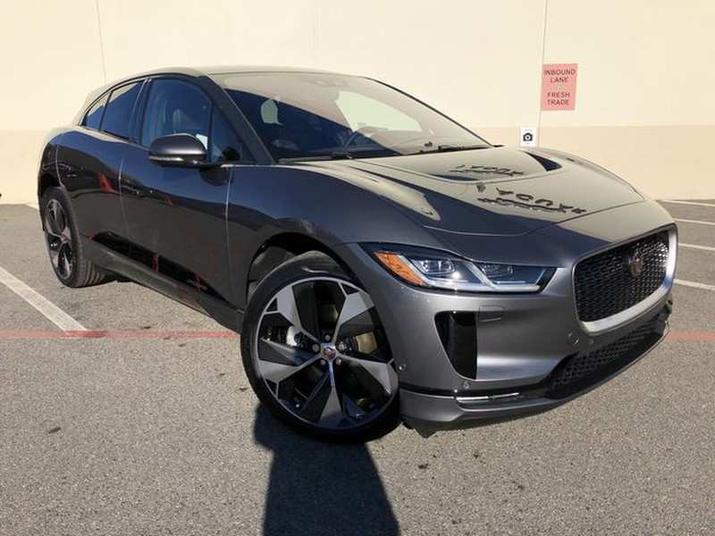 59 The 2019 Jaguar I Pace First Edition Exterior And Interior