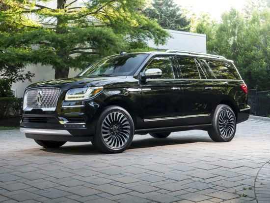 59 The 2019 Lincoln Navigator Wallpaper