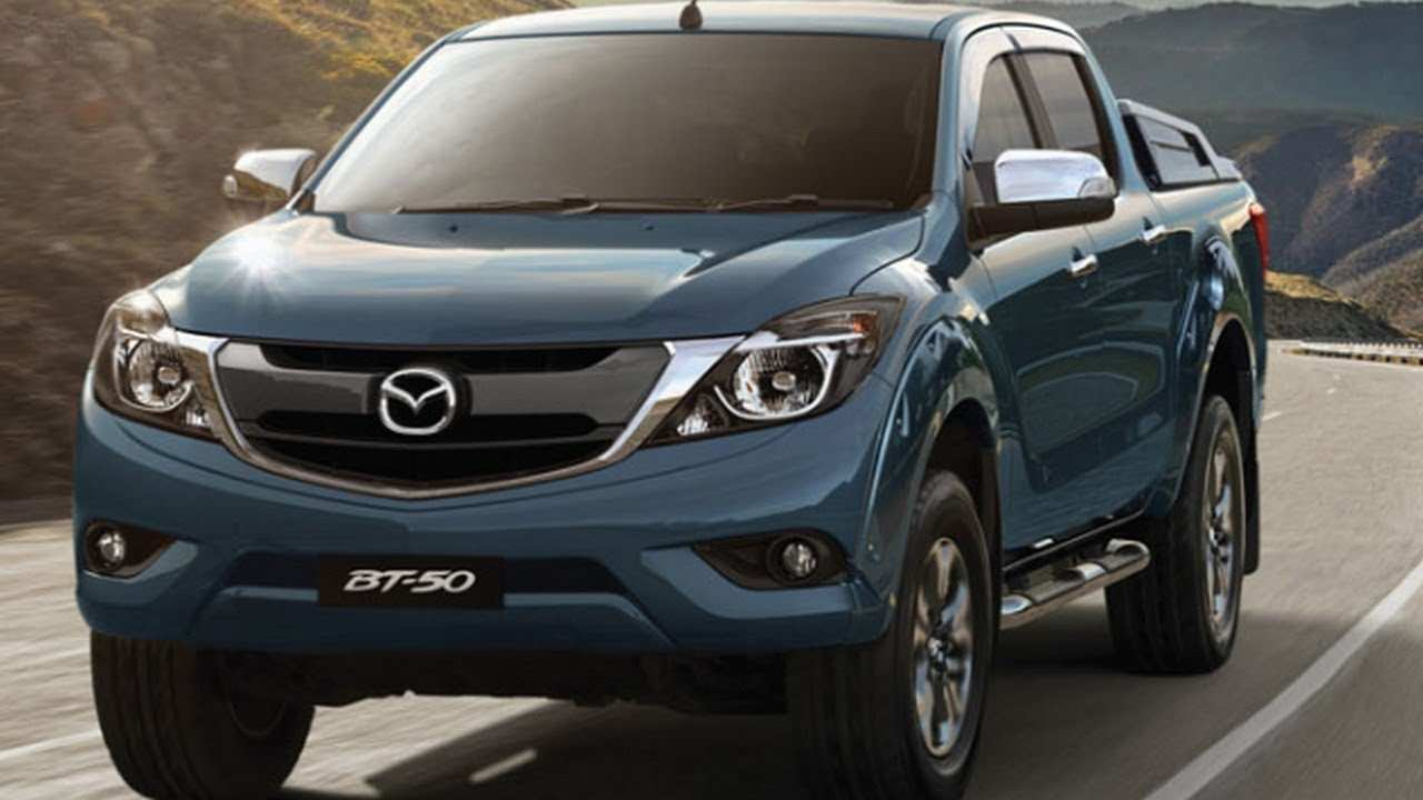 59 The 2019 Mazda Bt 50 Specs Overview
