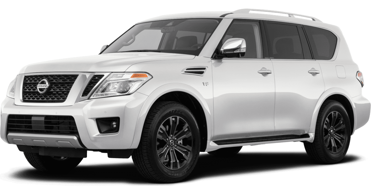 59 The 2019 Nissan Armada Configurations