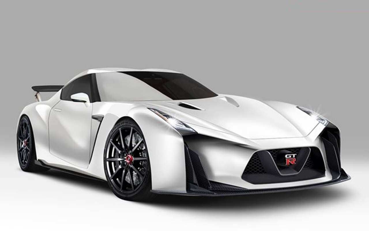 59 The 2019 Nissan Gtr Nismo Hybrid Photos