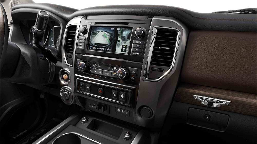 59 The 2019 Nissan Titan Interior Specs