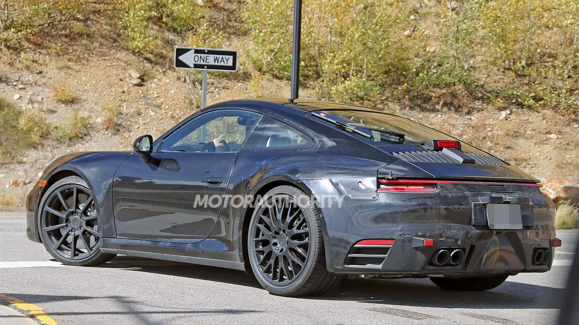 59 The 2019 Porsche 911 Carrera New Model And Performance