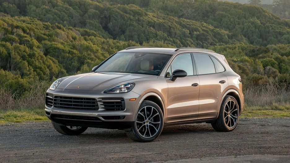 59 The 2019 Porsche Cayenne Model Reviews