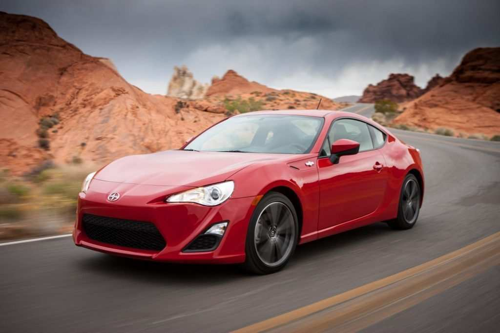 59 The 2019 Scion FR S Sedan Performance