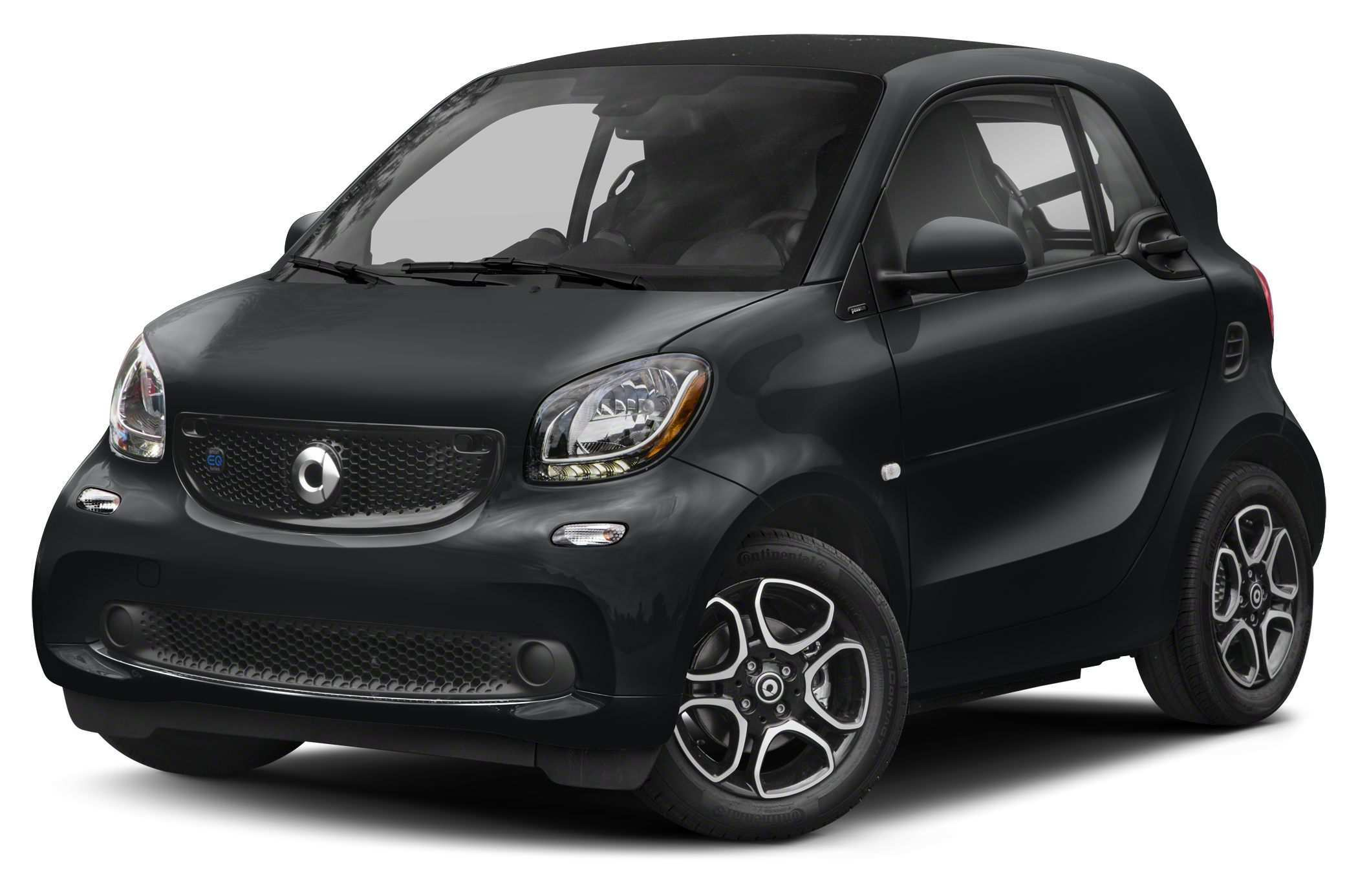 59 The 2019 Smart Fortwo Model
