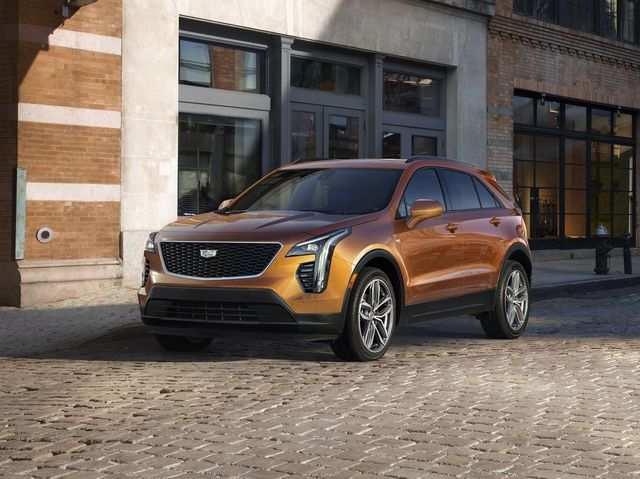 59 The 2019 Spy Shots Cadillac Xt5 Ratings