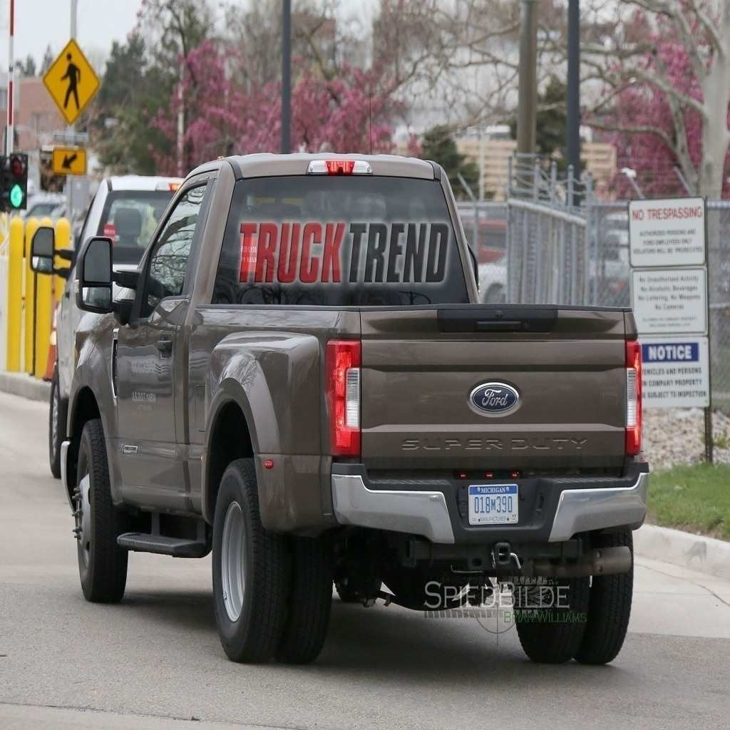 59 The 2019 Spy Shots Ford F350 Diesel Price And Review