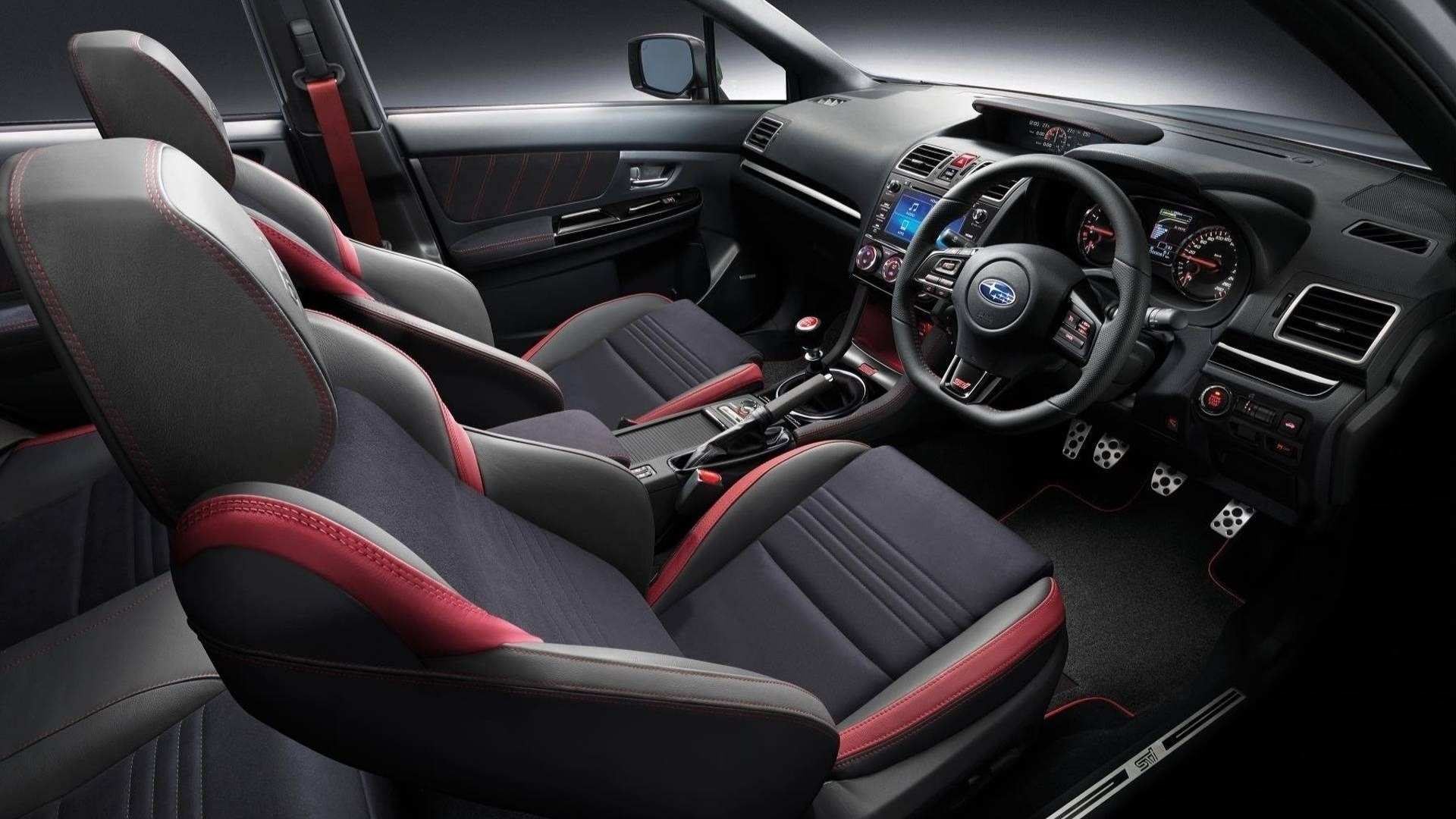 59 The 2019 Subaru Brz Sti Exterior And Interior