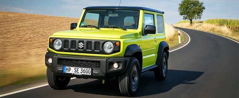 59 The 2019 Suzuki Jimny Model Review And Release Date