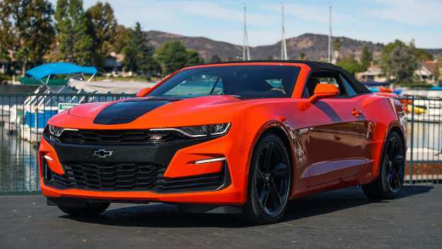 59 The 2019 The Camaro Ss Exterior And Interior