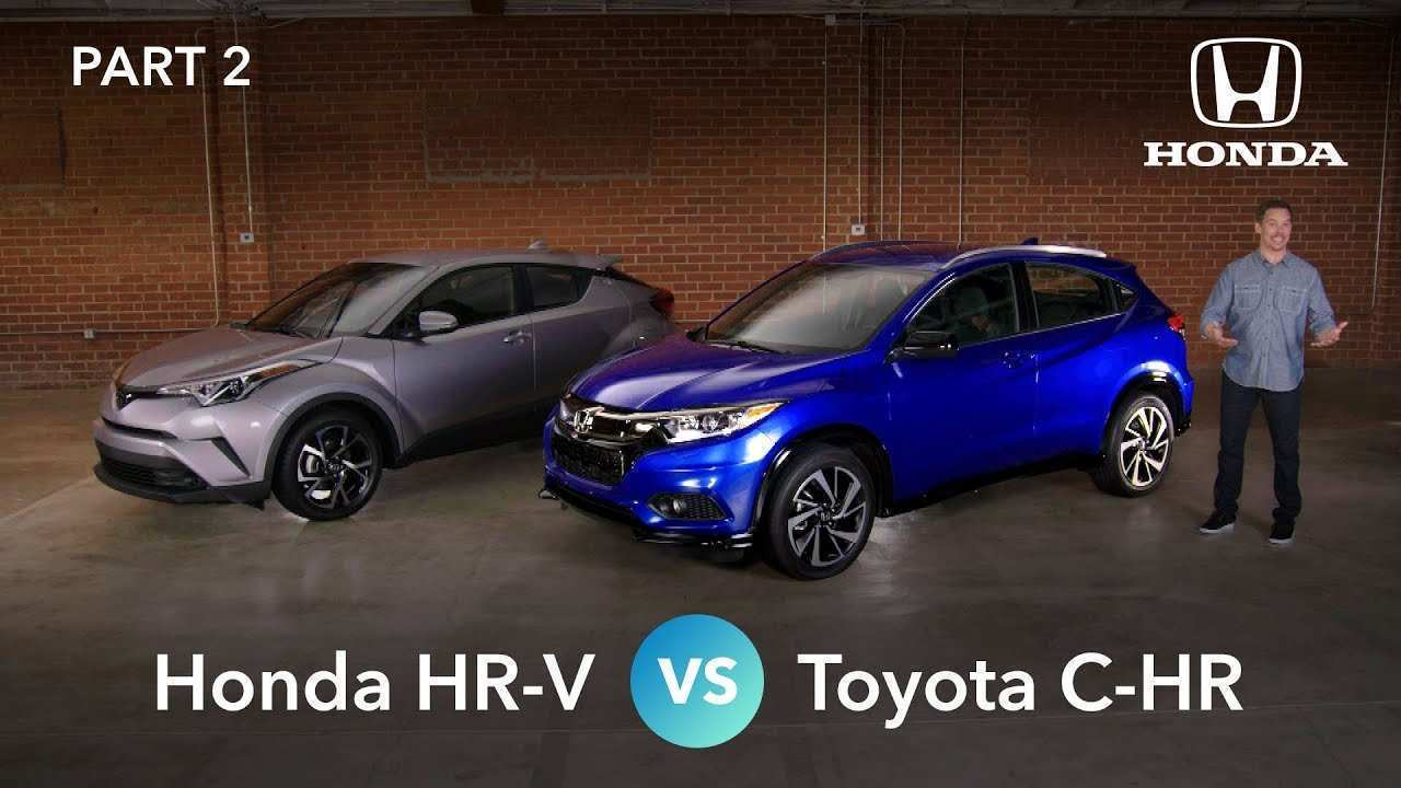 59 The 2019 Toyota C Hr Compact Ratings