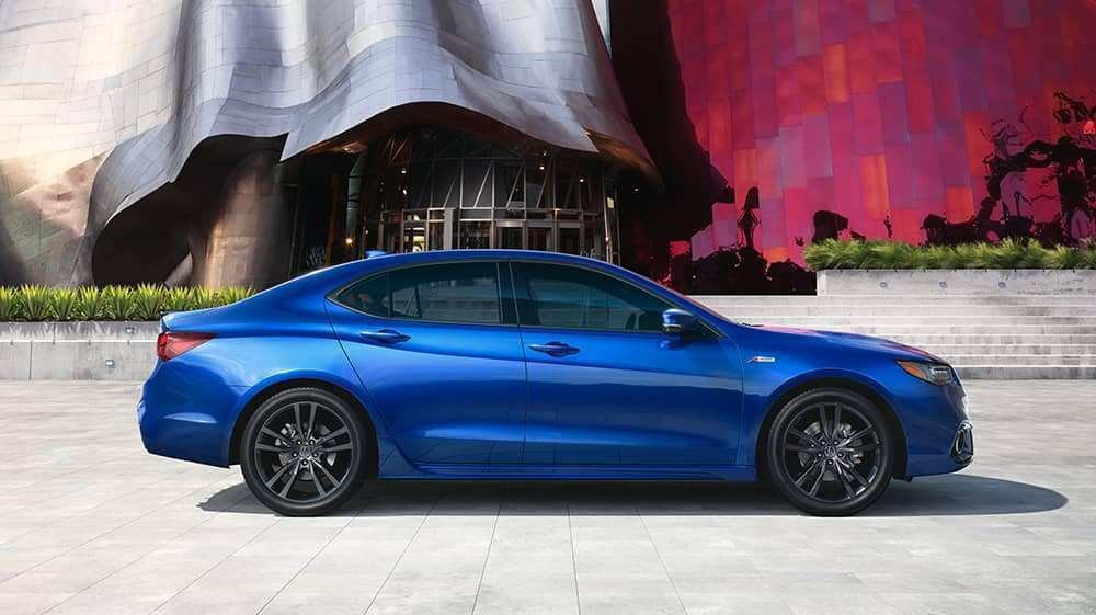 59 The 2020 Acura TLX Performance