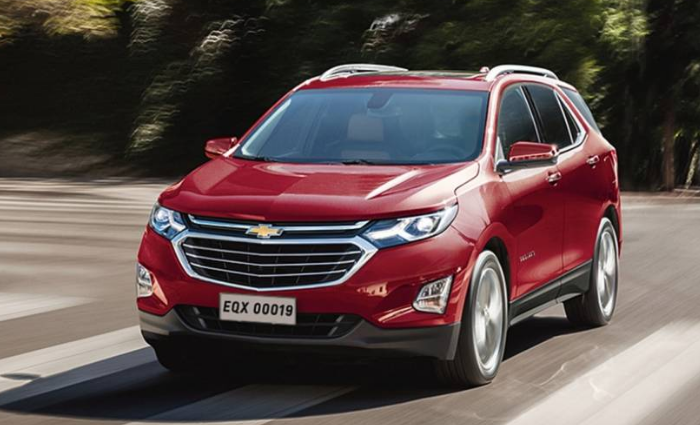 59 The 2020 All Chevy Equinox Rumors