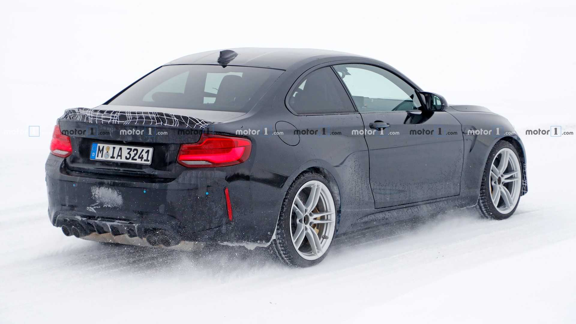 59 The 2020 BMW M2 Spesification