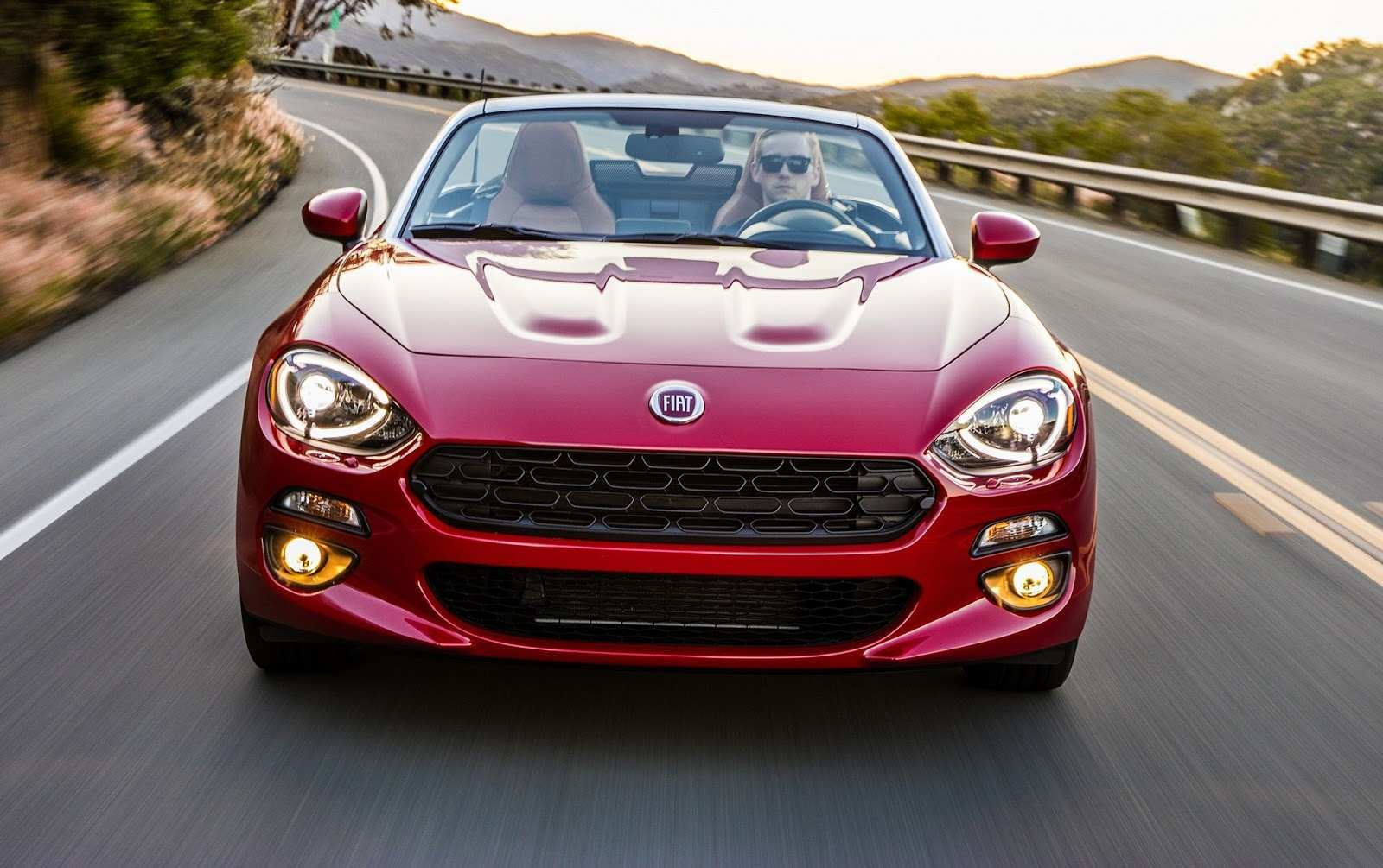 59 The 2020 Fiat Spider Interior