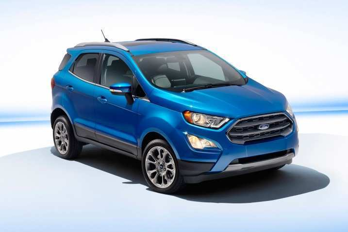 59 The 2020 Ford Ecosport Concept And Review