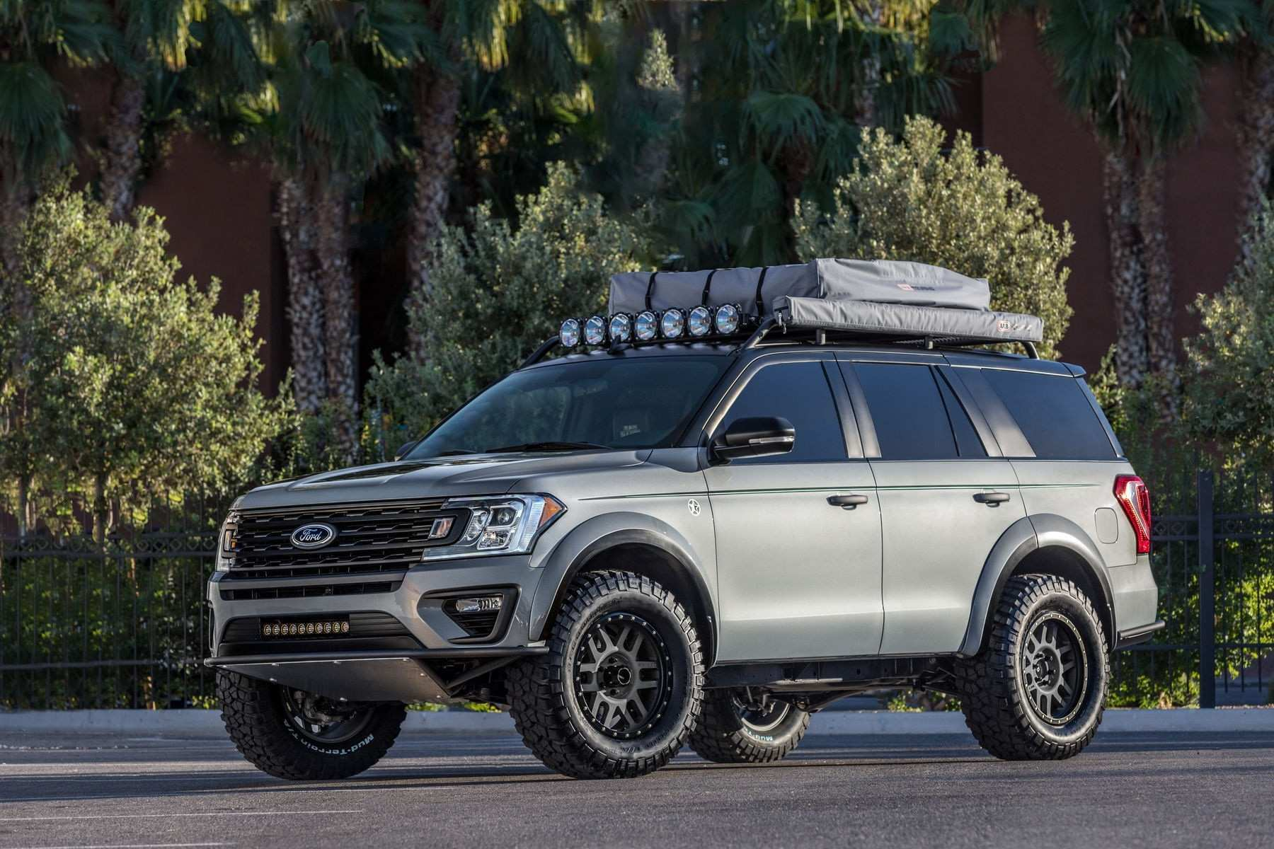 59 The 2020 Ford Excursion Style