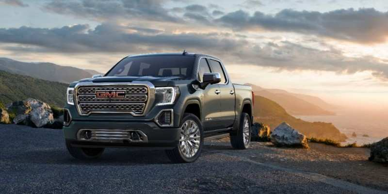 59 The 2020 GMC Sierra Hd Release Date Interior