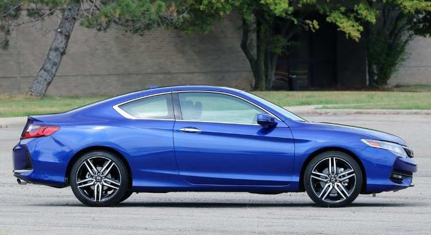 59 The 2020 Honda Accord Coupe Sedan History