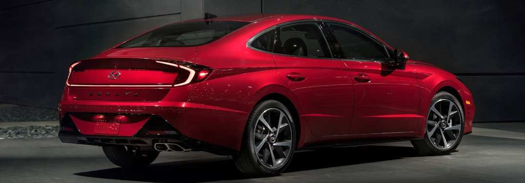 59 The 2020 Hyundai Azera Pictures