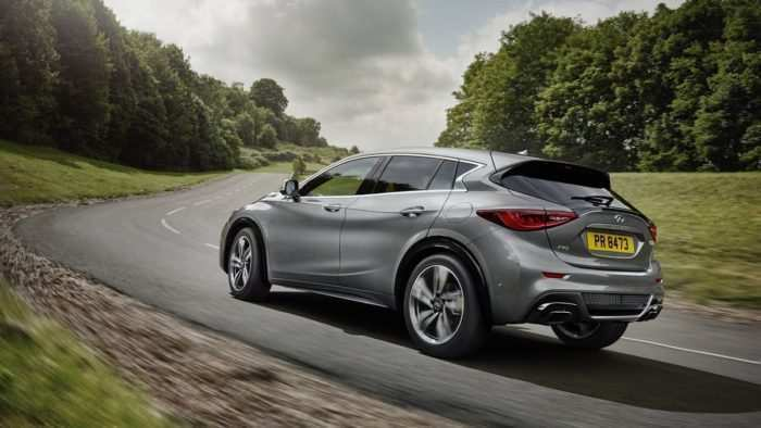 59 The 2020 Infiniti Q30 Ratings