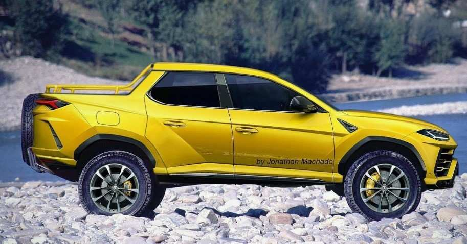 59 The 2020 Lamborghini Urus New Review