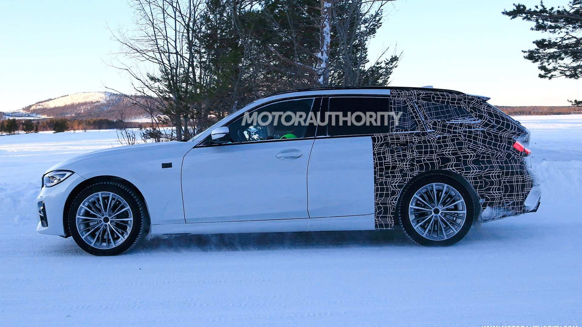 59 The 2020 Spy Shots BMW 3 Series Engine