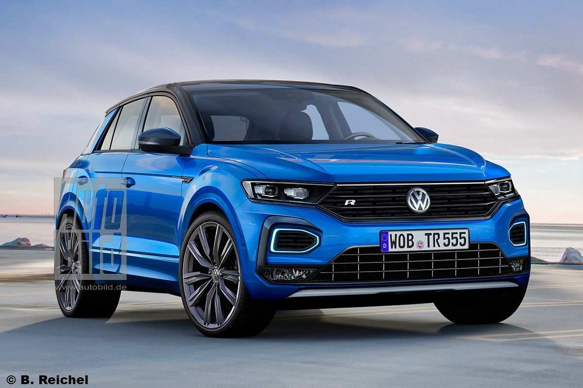 59 The 2020 VW Tiguan Release Date