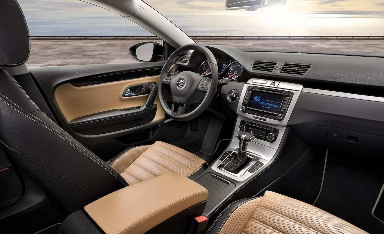 59 The 2020 Vw Cc First Drive