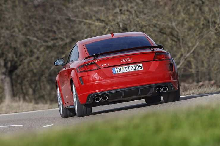 59 The Best 2019 Audi TTS Release