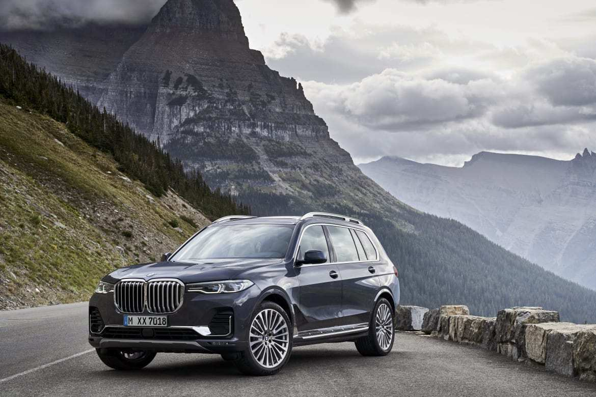 59 The Best 2019 BMW X7 Suv Picture