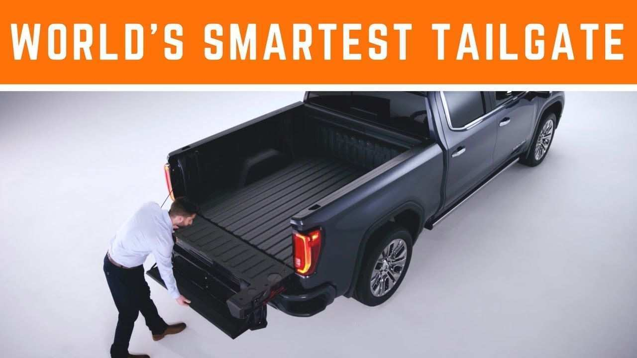 59 The Best 2019 Bmw Pro Tailgate Concept And Review