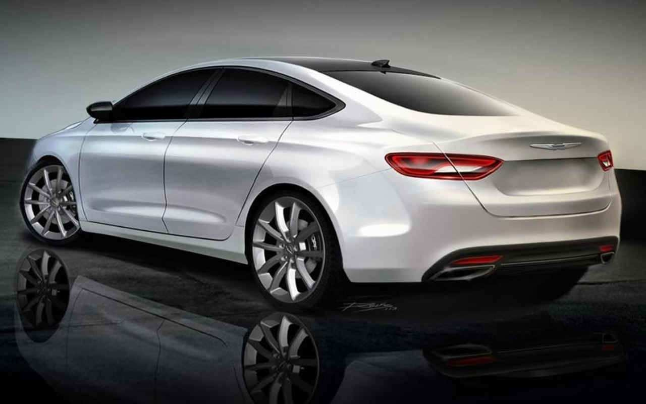 59 The Best 2019 Chrysler 200 Spy Shoot