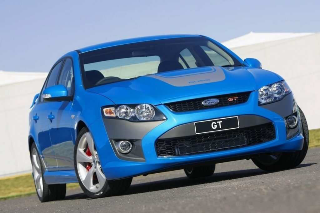 59 The Best 2019 Ford Falcon Xr8 Gt Rumors
