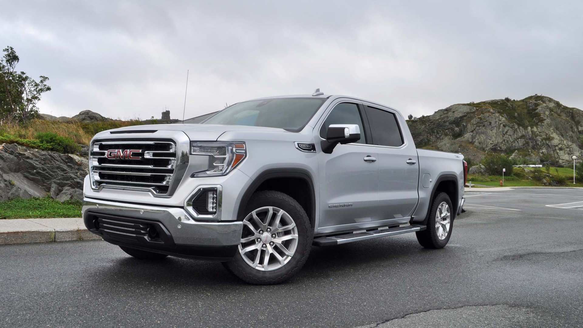 59 The Best 2019 GMC Sierra New Concept