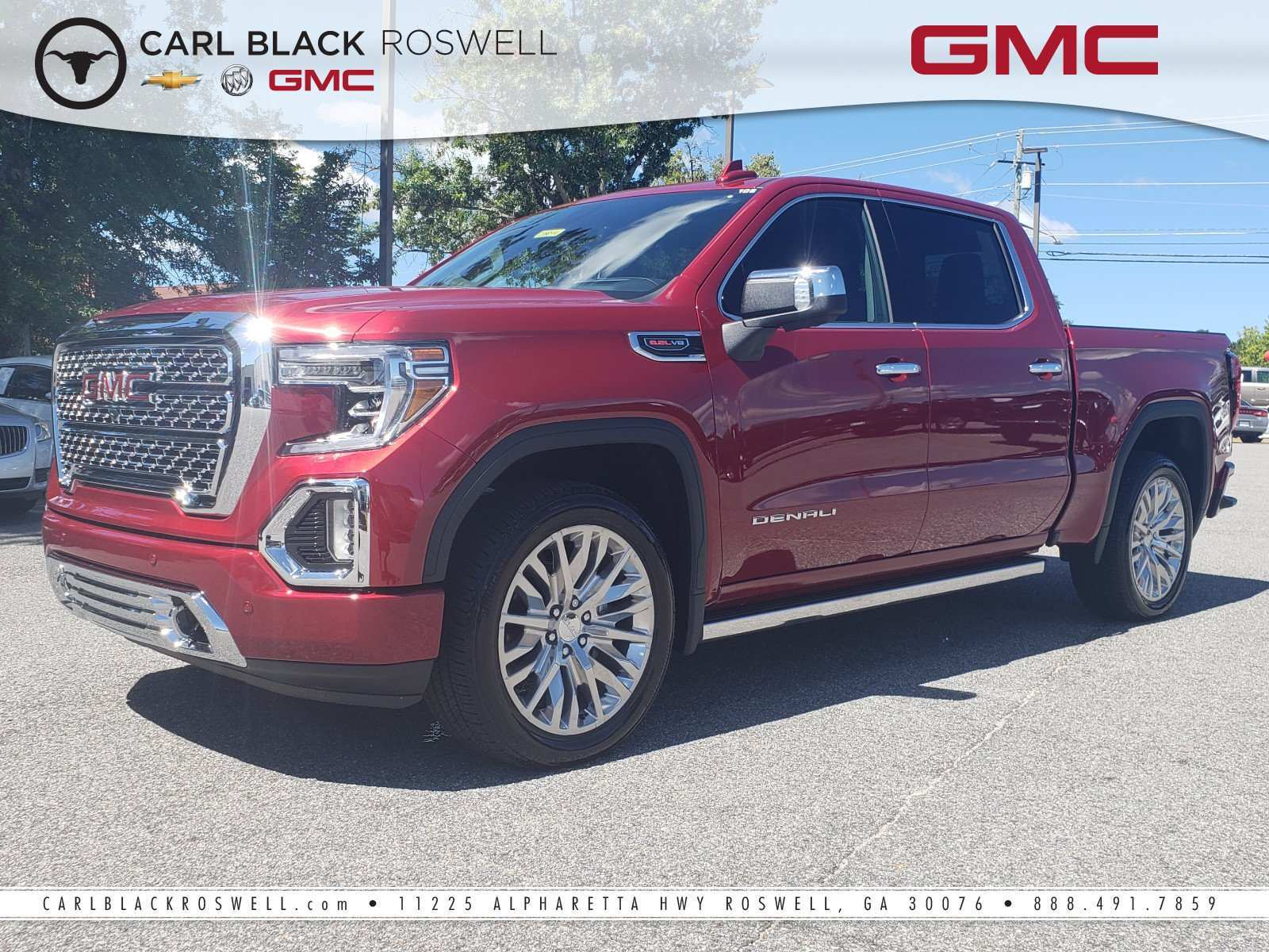 59 The Best 2019 Gmc Sierra Denali 1500 Hd Review And Release Date
