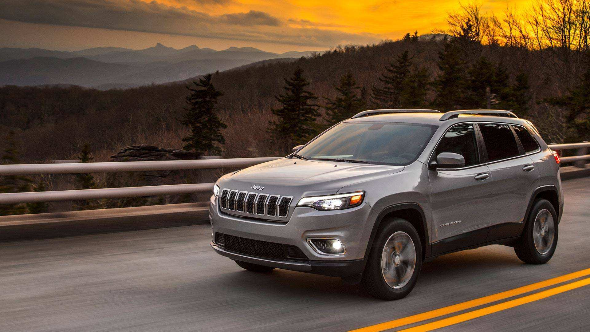 59 The Best 2019 Jeep Cherokee Performance