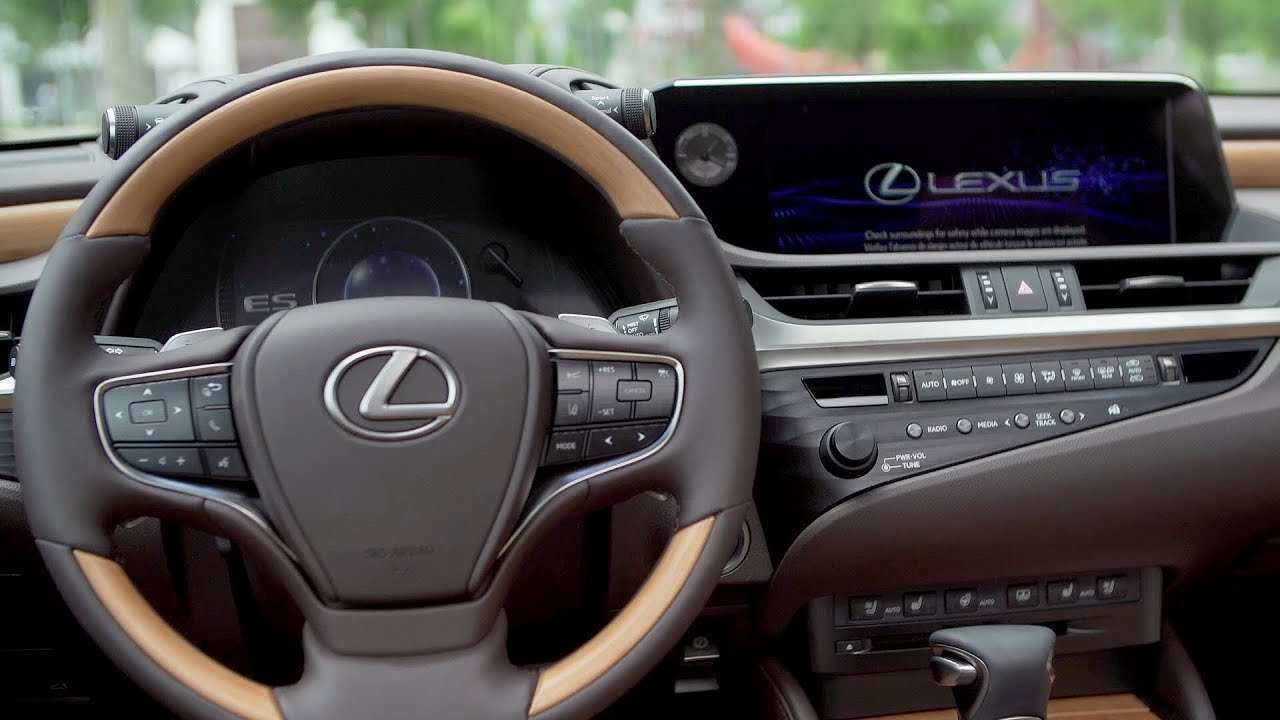 59 The Best 2019 Lexus Es 350 Interior Wallpaper