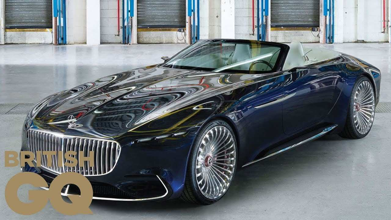59 The Best 2019 Mercedes Maybach 6 Cabriolet Price Wallpaper