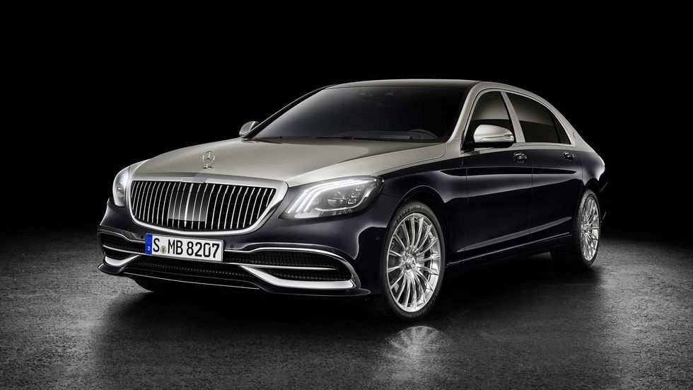 59 The Best 2019 Mercedes S Class Configurations
