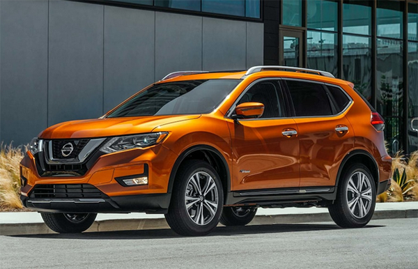 59 The Best 2019 Nissan Rogue Hybrid Exterior