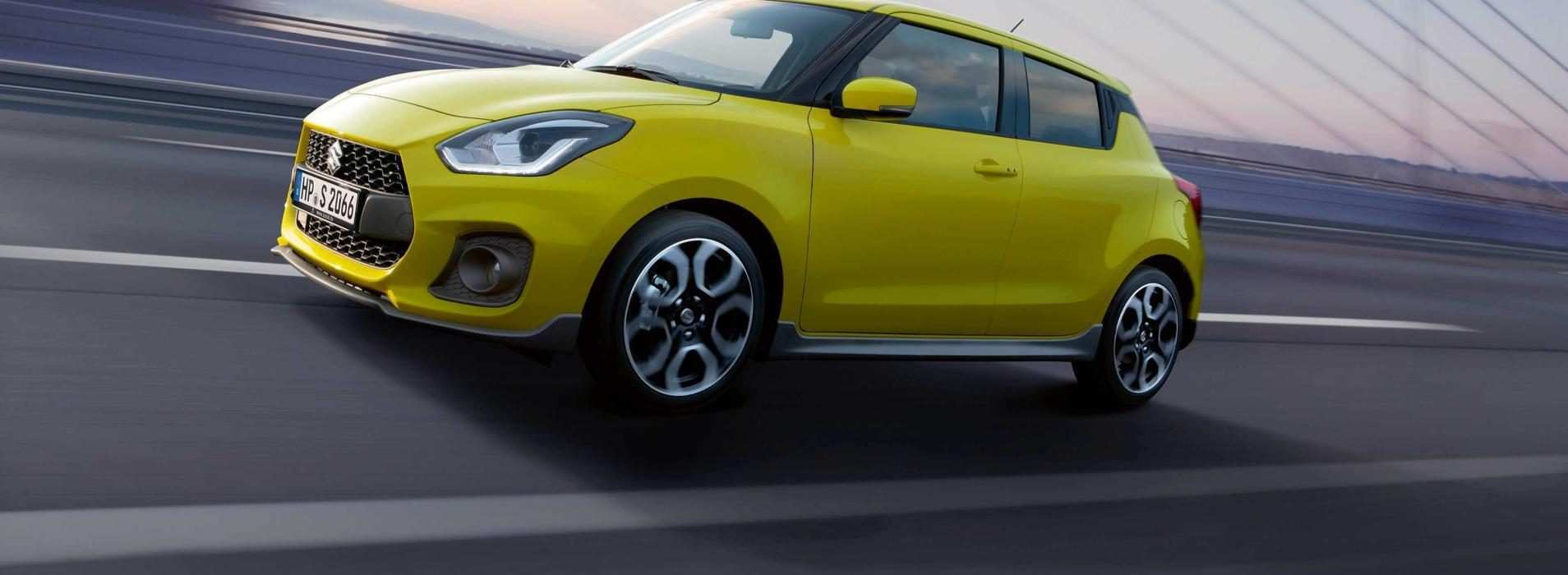 59 The Best 2019 Suzuki Swift Review