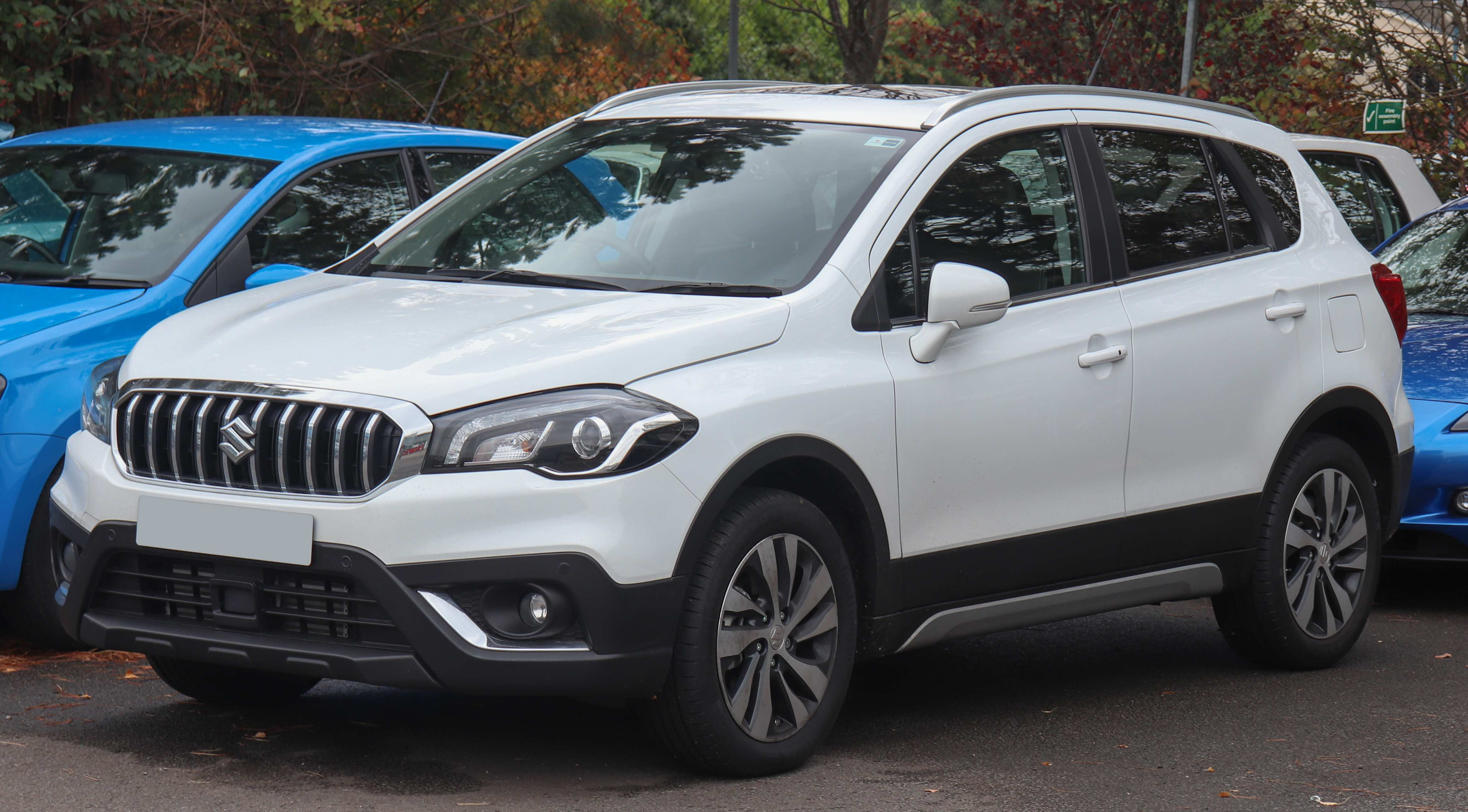 59 The Best 2019 Suzuki Sx4 Release Date And Concept