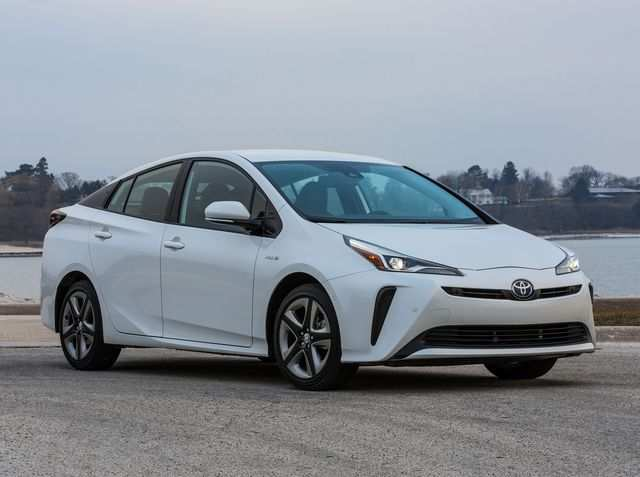 59 The Best 2019 Toyota Prius Price And Release Date