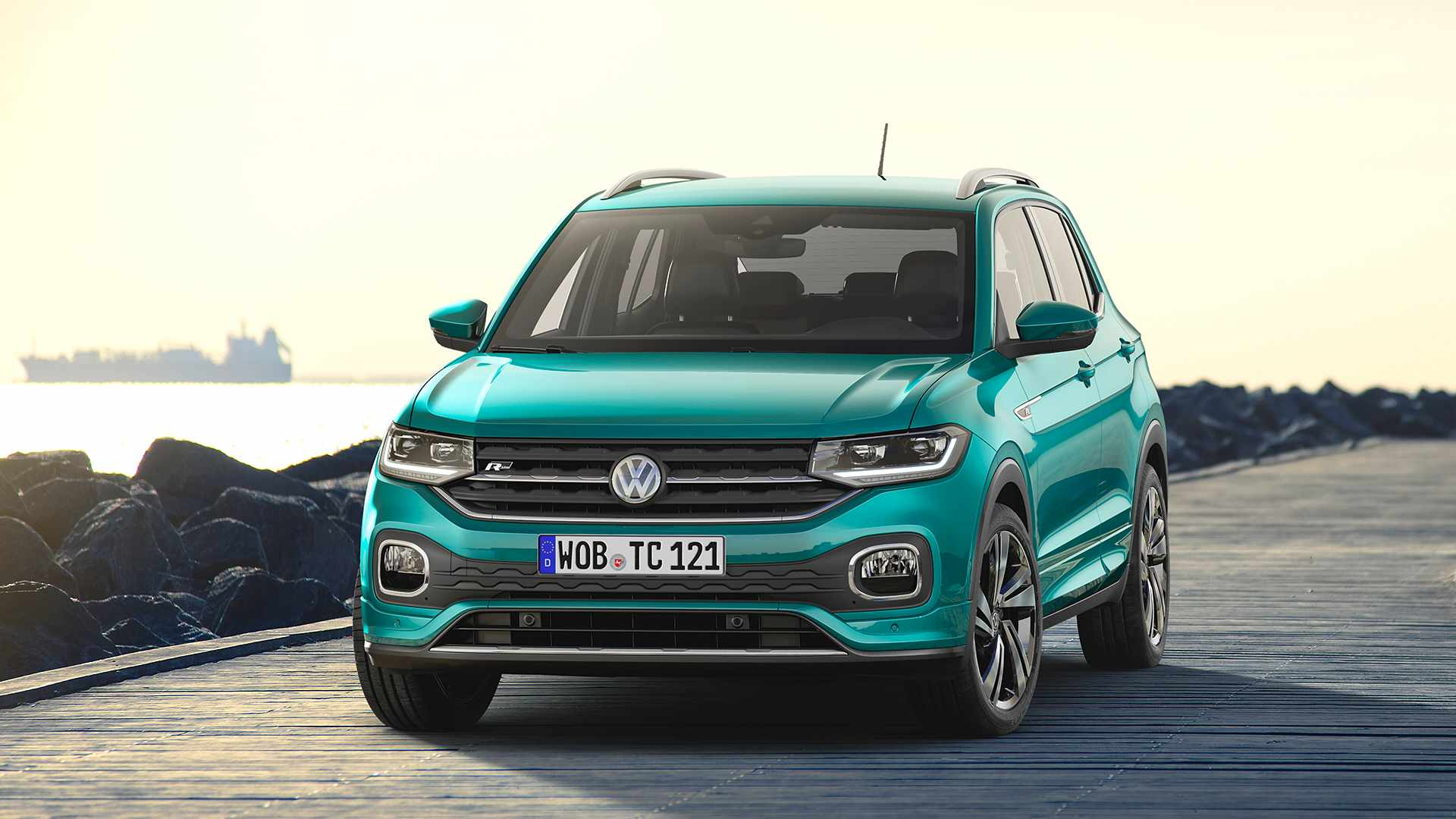 59 The Best 2019 Volkswagen Cross Interior